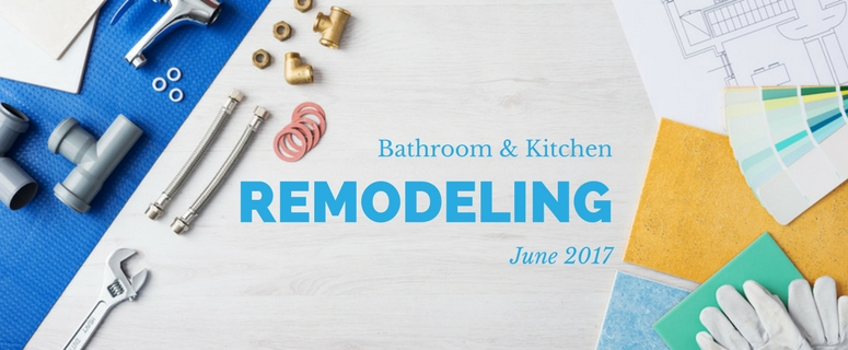Professional Tips for Kitchen & Bathroom Renovations